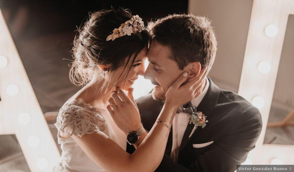 La boda de David y Alba en Valencia, Valencia