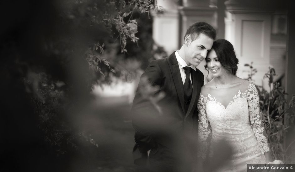 La boda de David y Belén en Granada, Granada