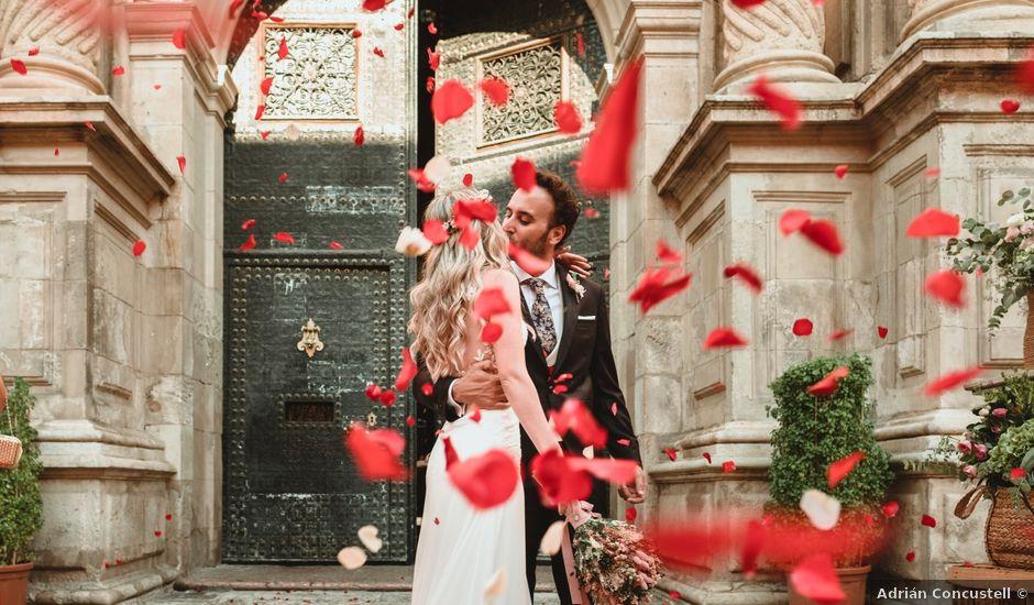 La boda de Julio y Bea en Elx/elche, Alicante