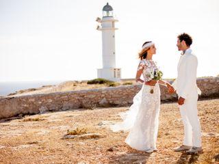 La boda de Camilla y Dario