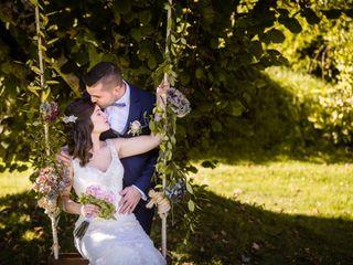 La boda de Mirian y Borja