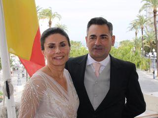 La boda de Pepe  y Chari