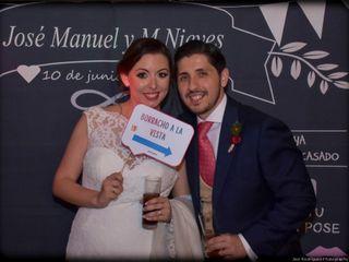 La boda de Nieves y José Manuel