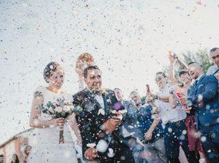 La boda de Cristina y Daniel