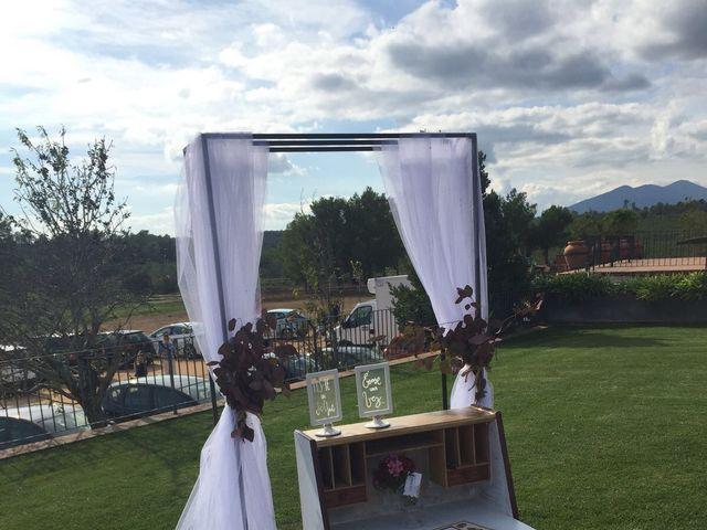 La boda de Alberto y Anna en Llers, Girona 16