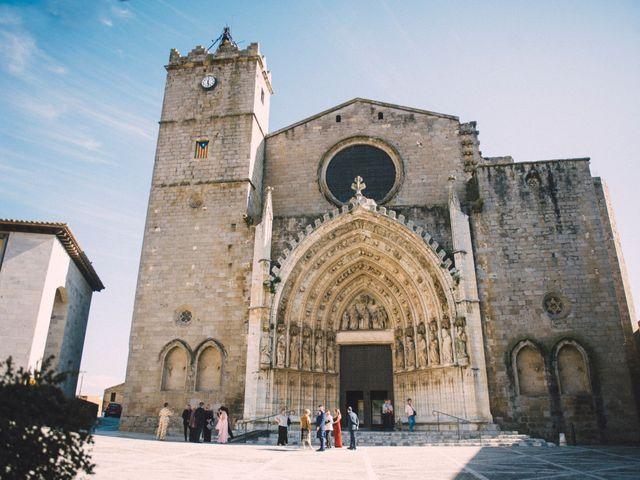 La boda de Alberto y Anna en Llers, Girona 4