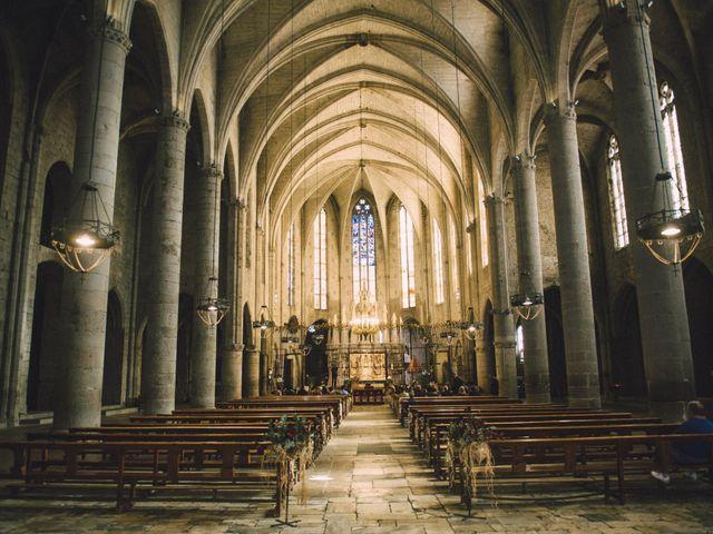 La boda de Alberto y Anna en Llers, Girona 9