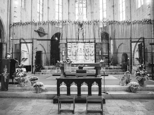 La boda de Alberto y Anna en Llers, Girona 2