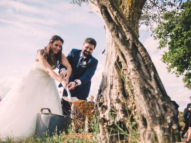 La boda de Alberto y Anna en Llers, Girona 22