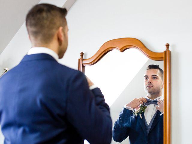 La boda de Borja y Mirian en O Carballiño, Orense 6