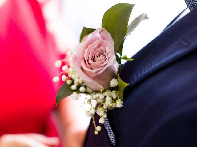 La boda de Borja y Mirian en O Carballiño, Orense 8