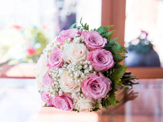 La boda de Borja y Mirian en O Carballiño, Orense 15