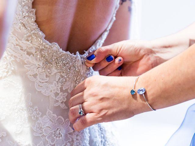 La boda de Borja y Mirian en O Carballiño, Orense 20