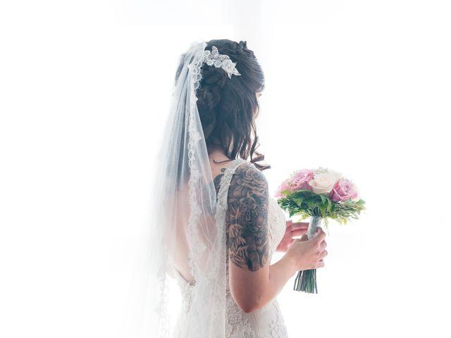 La boda de Borja y Mirian en O Carballiño, Orense 22