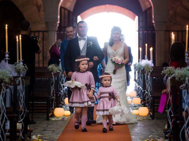 La boda de Borja y Mirian en O Carballiño, Orense 26