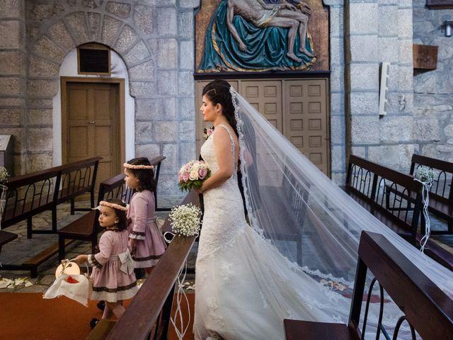 La boda de Borja y Mirian en O Carballiño, Orense 27