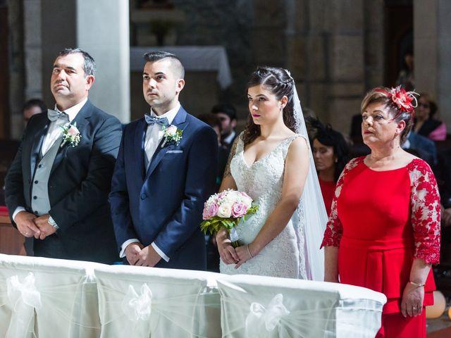 La boda de Borja y Mirian en O Carballiño, Orense 30