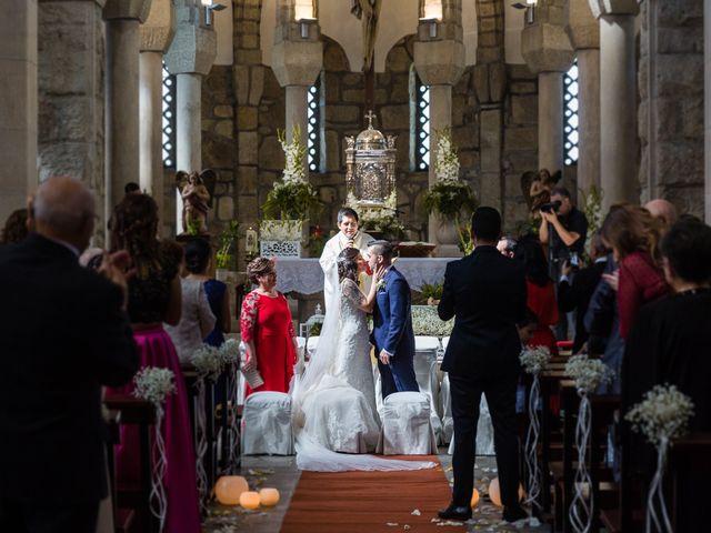 La boda de Borja y Mirian en O Carballiño, Orense 31