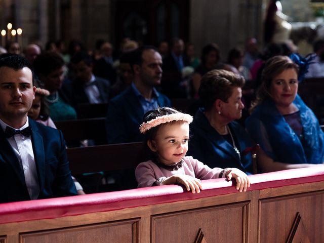 La boda de Borja y Mirian en O Carballiño, Orense 34