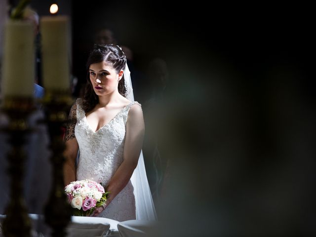 La boda de Borja y Mirian en O Carballiño, Orense 35