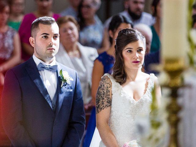 La boda de Borja y Mirian en O Carballiño, Orense 37