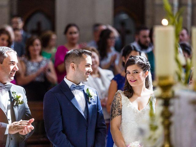 La boda de Borja y Mirian en O Carballiño, Orense 38