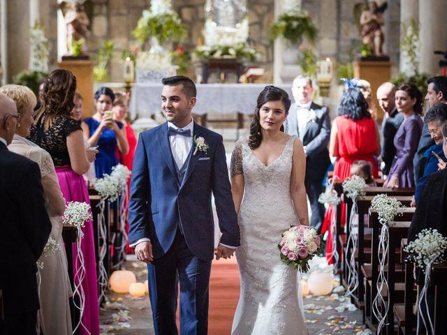 La boda de Borja y Mirian en O Carballiño, Orense 39