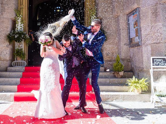 La boda de Borja y Mirian en O Carballiño, Orense 40