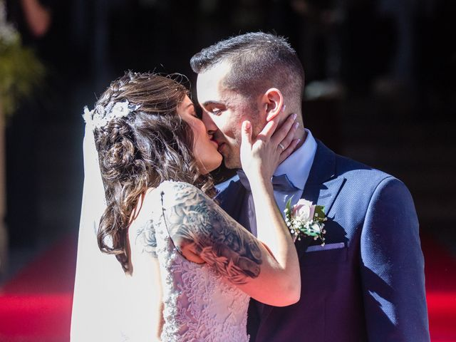 La boda de Borja y Mirian en O Carballiño, Orense 41