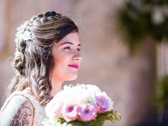 La boda de Borja y Mirian en O Carballiño, Orense 2