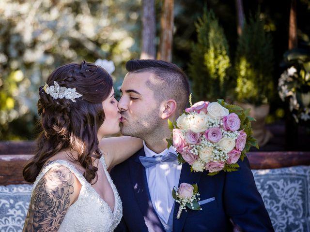 La boda de Borja y Mirian en O Carballiño, Orense 43