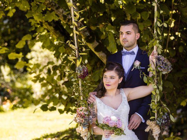 La boda de Borja y Mirian en O Carballiño, Orense 44