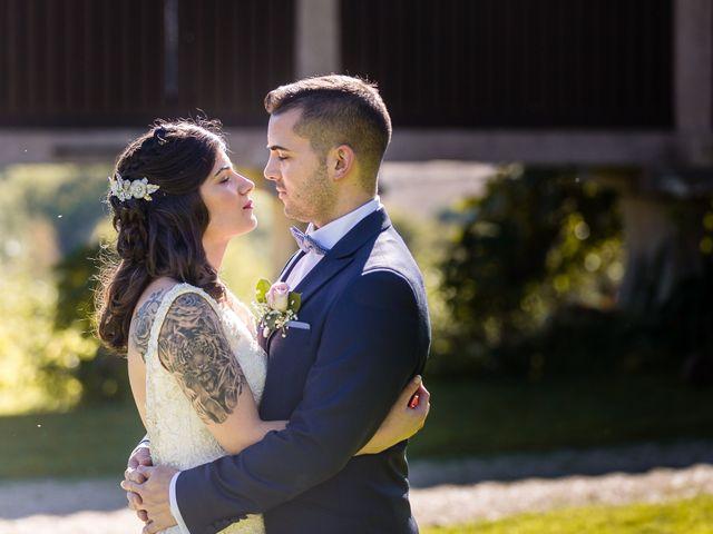 La boda de Borja y Mirian en O Carballiño, Orense 45