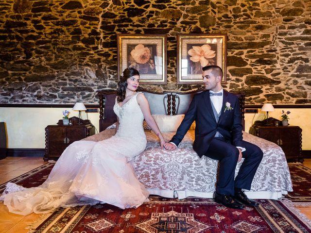 La boda de Borja y Mirian en O Carballiño, Orense 46