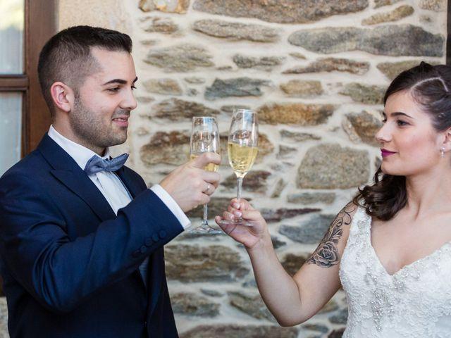 La boda de Borja y Mirian en O Carballiño, Orense 49