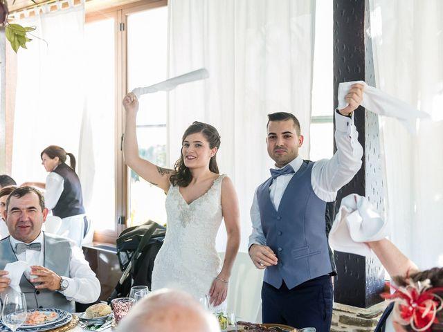 La boda de Borja y Mirian en O Carballiño, Orense 50