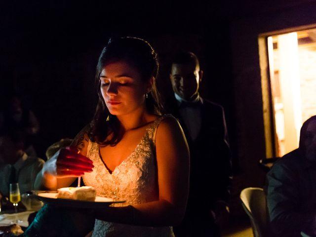 La boda de Borja y Mirian en O Carballiño, Orense 51