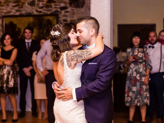 La boda de Borja y Mirian en O Carballiño, Orense 53