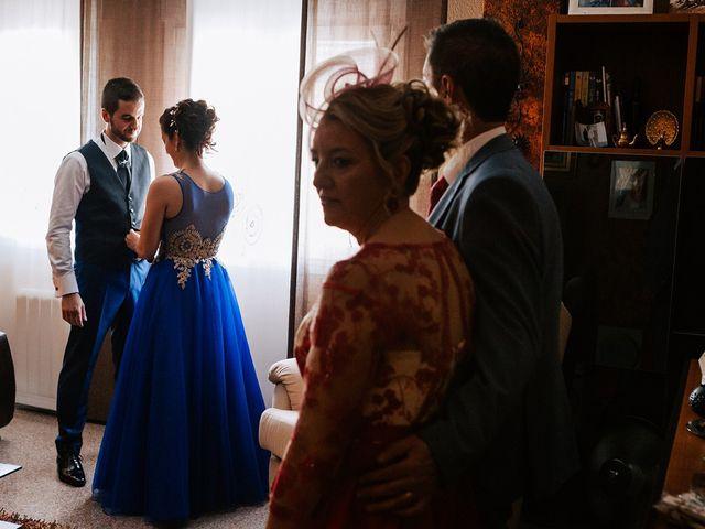 La boda de Josué y Miriam en Sax, Alicante 2