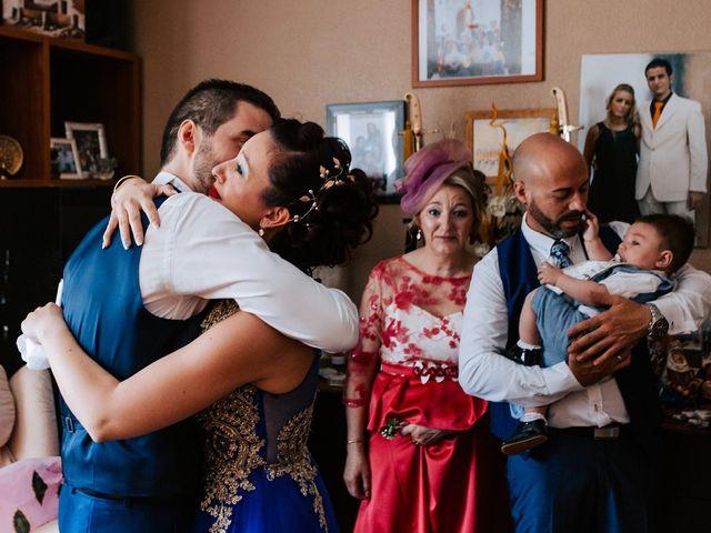 La boda de Josué y Miriam en Sax, Alicante 3