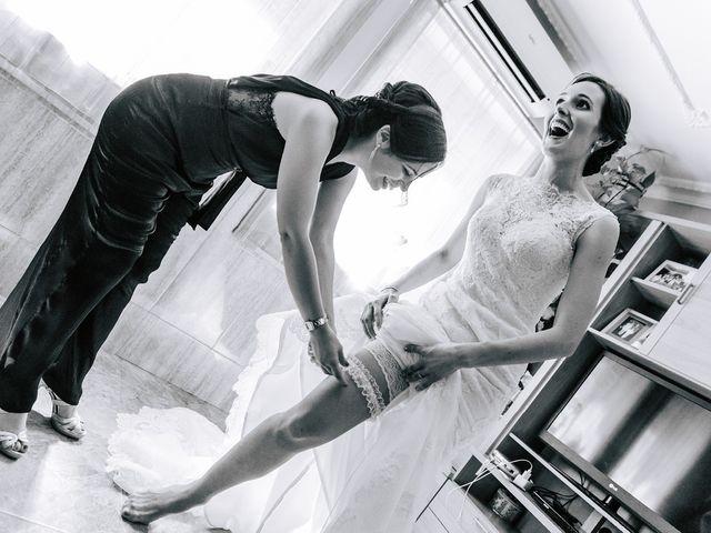 La boda de Josué y Miriam en Sax, Alicante 11
