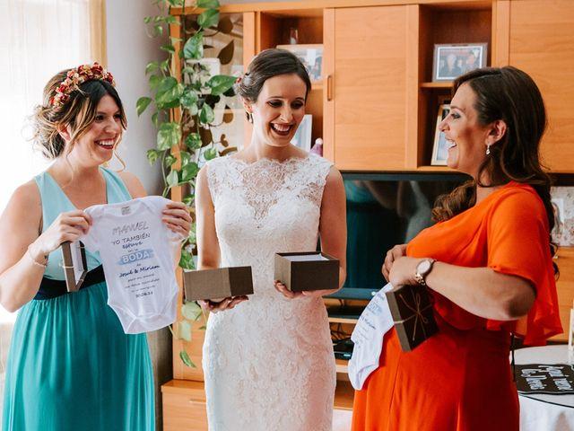La boda de Josué y Miriam en Sax, Alicante 13