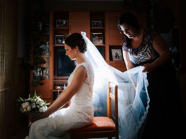 La boda de Josué y Miriam en Sax, Alicante 16