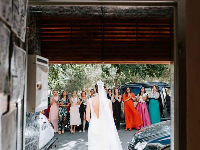 La boda de Josué y Miriam en Sax, Alicante 17
