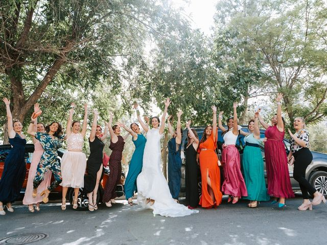 La boda de Josué y Miriam en Sax, Alicante 18