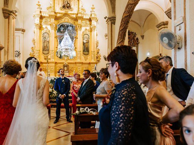 La boda de Josué y Miriam en Sax, Alicante 21