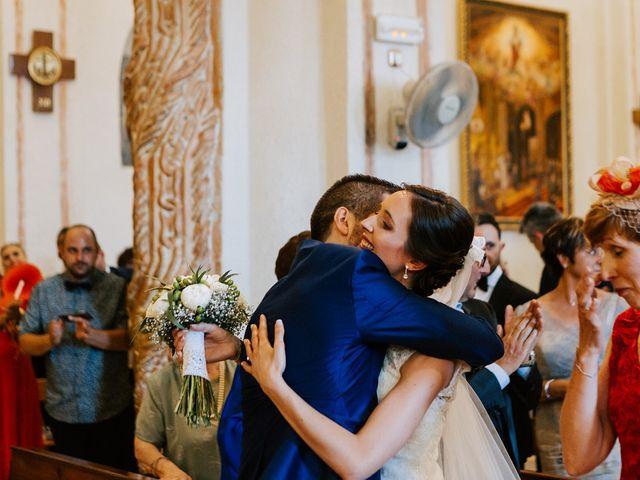 La boda de Josué y Miriam en Sax, Alicante 22