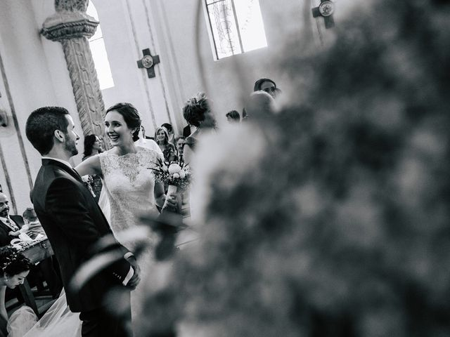 La boda de Josué y Miriam en Sax, Alicante 23