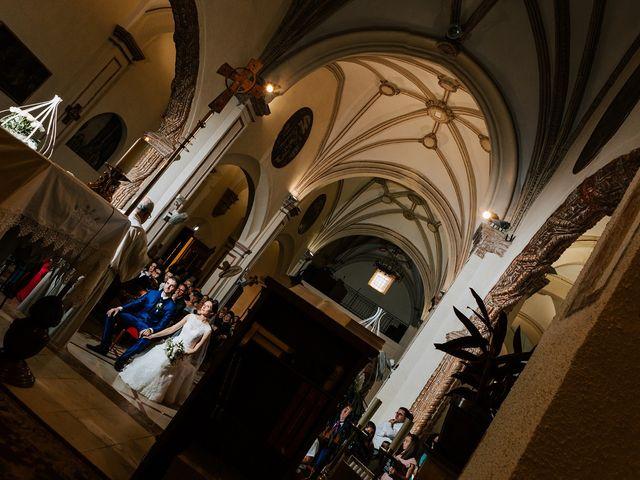 La boda de Josué y Miriam en Sax, Alicante 24