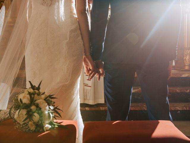 La boda de Josué y Miriam en Sax, Alicante 25